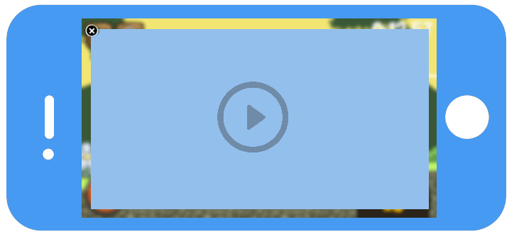 Mobile Ad Formats - Video Interstitial Ad