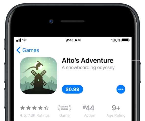 App Store Optimization - Ratings